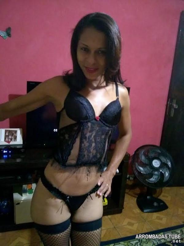 Esposa Andreia Almeida muito gostosa em fotos vazadas porno 8