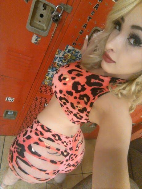 Sextape Cherry Barbie, novinha cavala do bumbum gigante 19