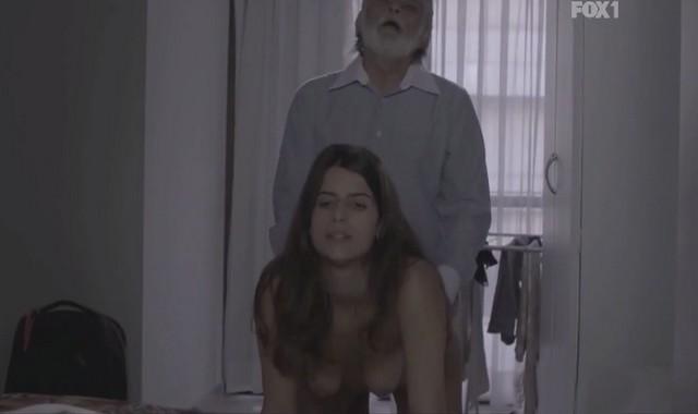 Maria Bopp pelada nua em cena de sexo na série Me chama de bruna 1