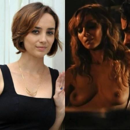 Simone Spoladore Pelada em Cena de Sexo - Magnifica 70