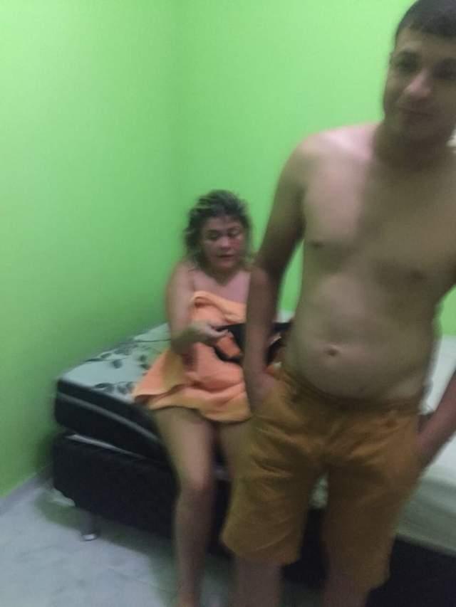 Vereadora de Ipueiras é pega no flagra com marido de amiga na cama e apanha Video 5