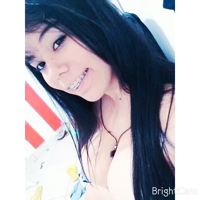 Cristina, linda safada e bem gostosa caiu na net! | Não Conto
