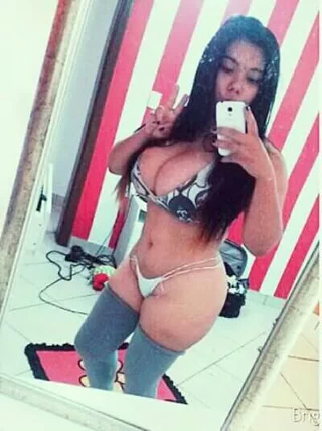 Ana Paula a gordinha peituda que vazou no whatsapp - FOTOS E VIDEOS 98