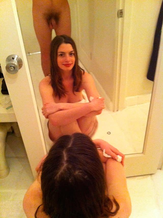 Anne Hathaway pelada, atriz famosa tem fotos intimas vazadas na internet 3