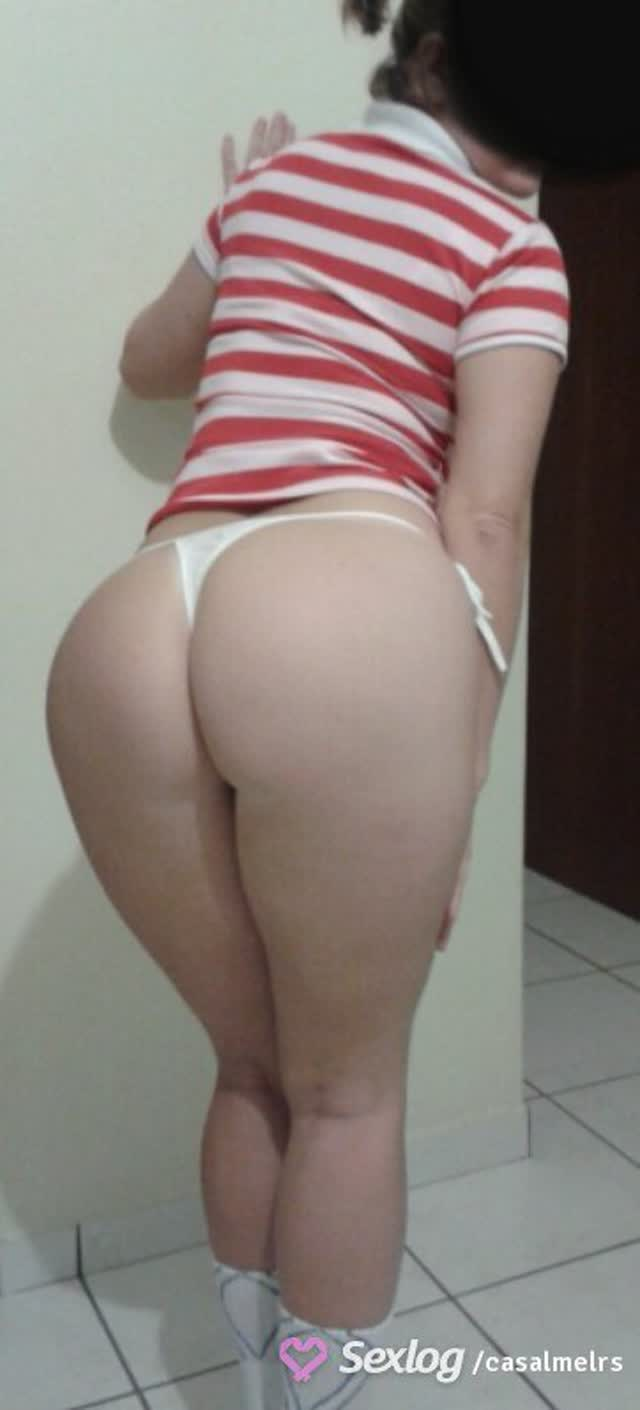 Casada cavala da bunda enorme do Casal Mel RS - Fotos e videos 7