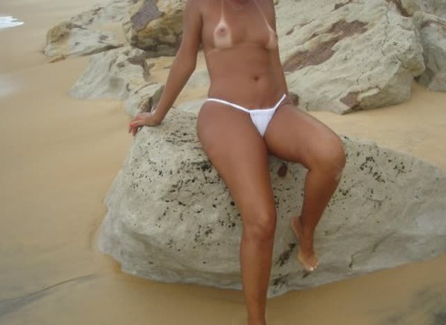 Linda coroa carioca bronzeada bunduda com marquinha 1