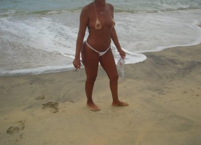 Linda coroa carioca bronzeada bunduda com marquinha 6