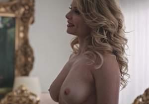 Rita Guedes pelada transando em cena de sexo