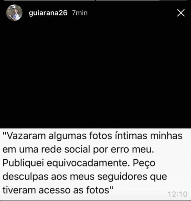 jogador do Corinthians guilherme arana caiu na net video 2