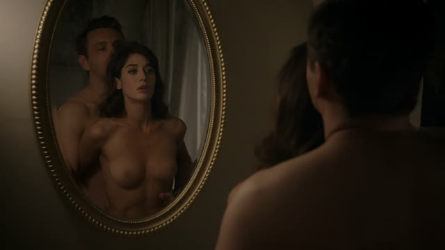 Lizzy Caplan – Masters of Sex e True Blood