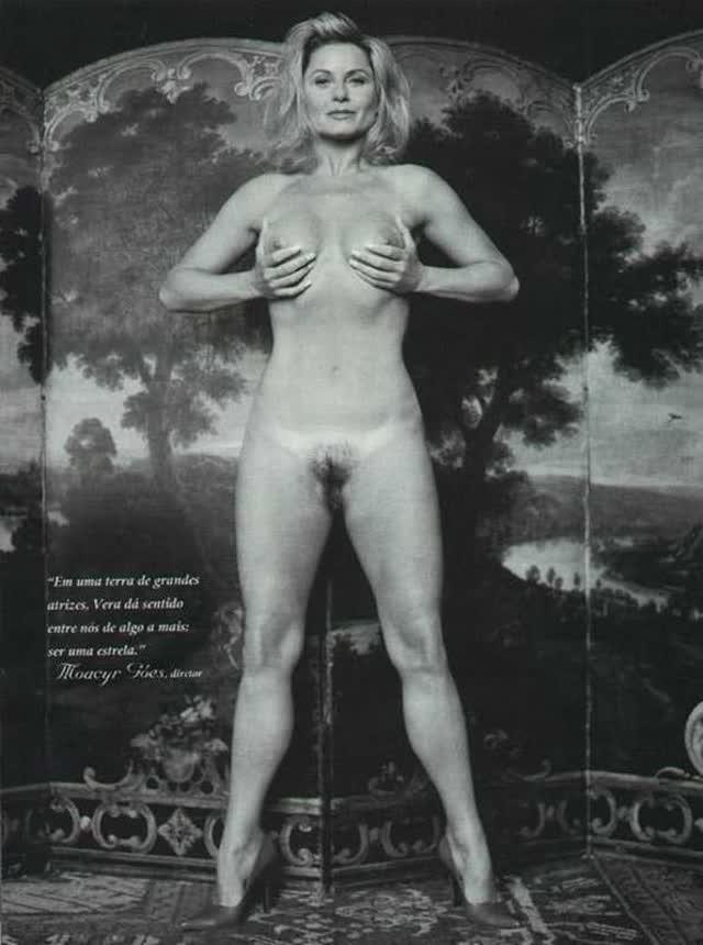 Fotos raras de Vera Fischer pelada para Playboy 12