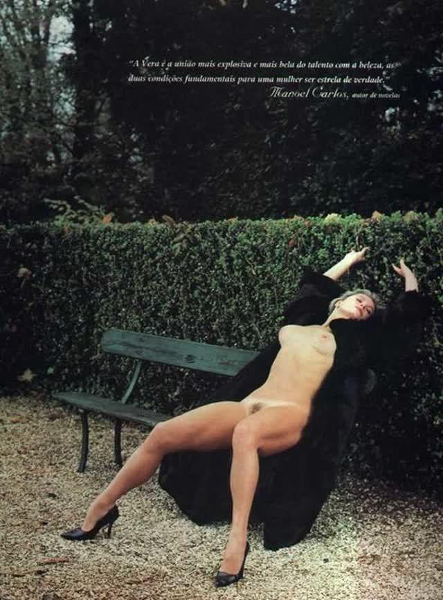 Fotos raras de Vera Fischer pelada para Playboy 13