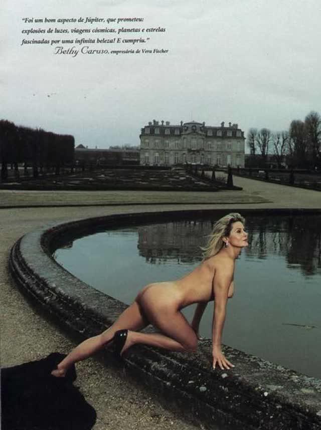 Fotos raras de Vera Fischer pelada para Playboy 14