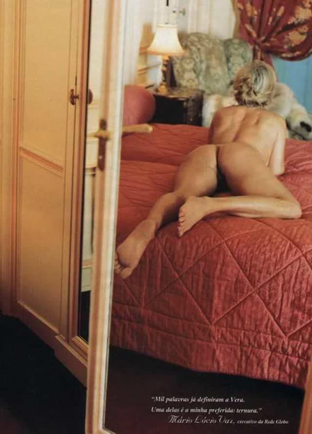 Fotos raras de Vera Fischer pelada para Playboy 6
