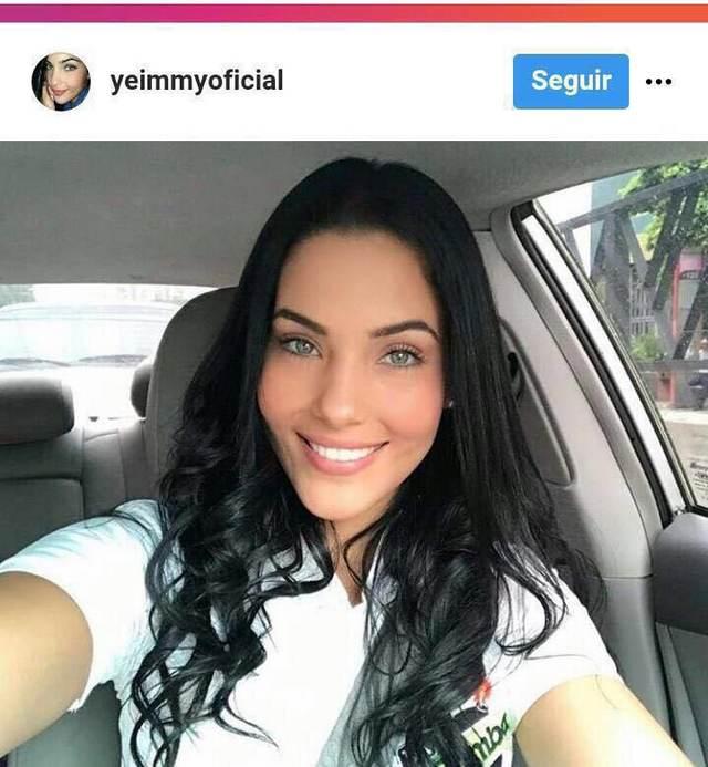 Vídeo intimo de Yeimmy Rodríguez vaza na net 2