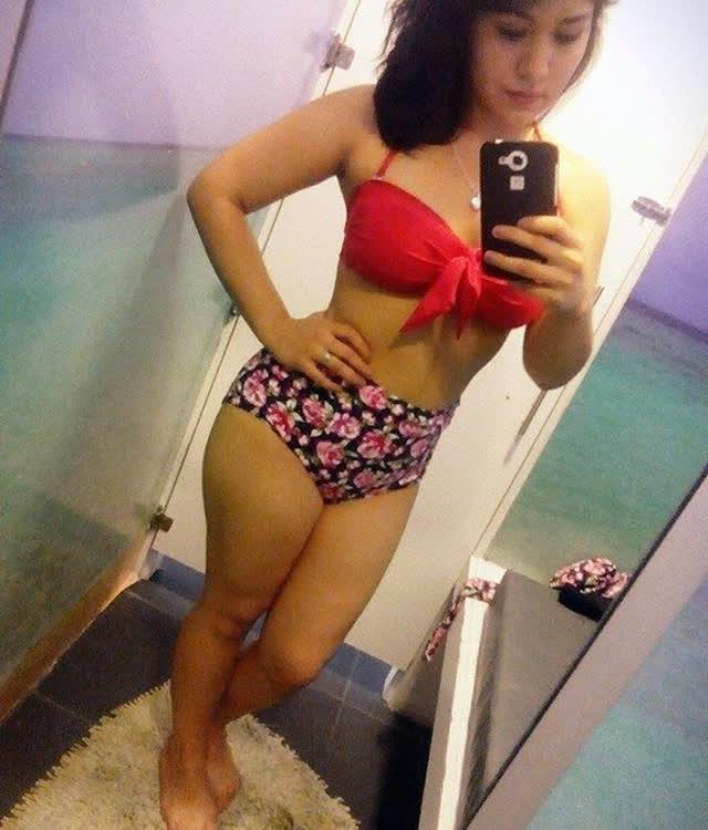 Cuzuda safadinha vazou no whatsapp com nudes peladinha 4